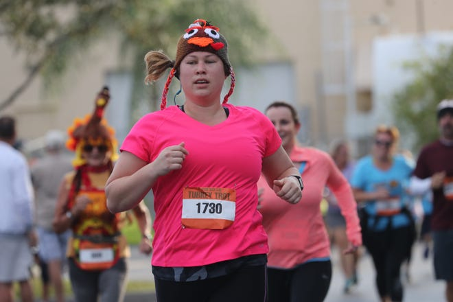 Thousands of people are expected to wake up early Thanksgiving morning to participate in the 40th Annual Turkey Trot in Cape Coral.
