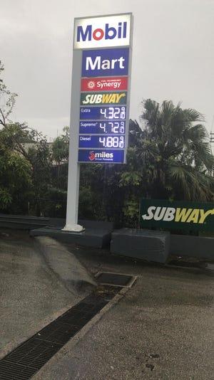 Gas prices drop again