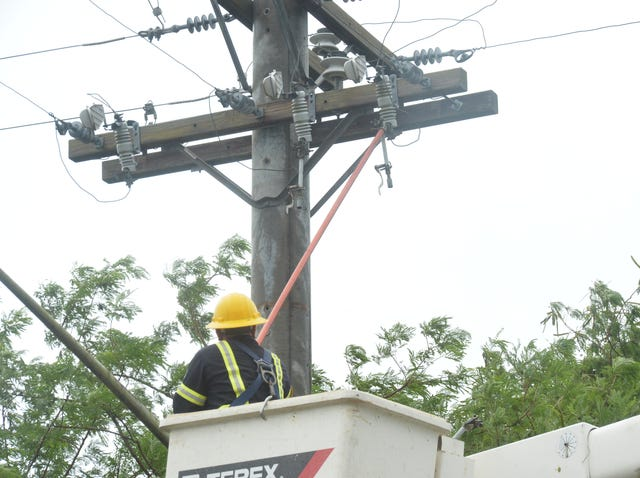GPA: Emergency outage in Tiyan area
