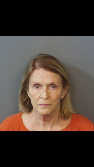 Thelma Hall-Croft, 74, has been charged in the Nov. 16 shooting of her husband in Brownsburg.