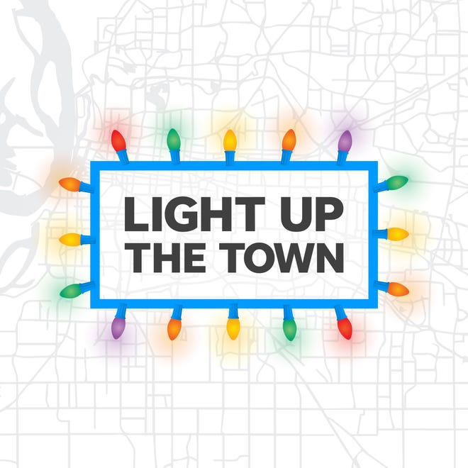 You worked hard on your outdoor holiday lights decorations. Together with IndyStar, you can show them off!