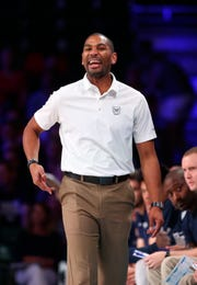 """""""We talk about getting off to a good start,"""" LaVall Jordan said after Butler defeated Northern Illinois handily. """"Setting the tone."""""""