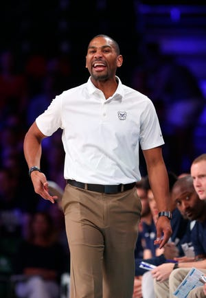 In 2021, LaVall Jordan will take his Bulldogs to Hawaii.