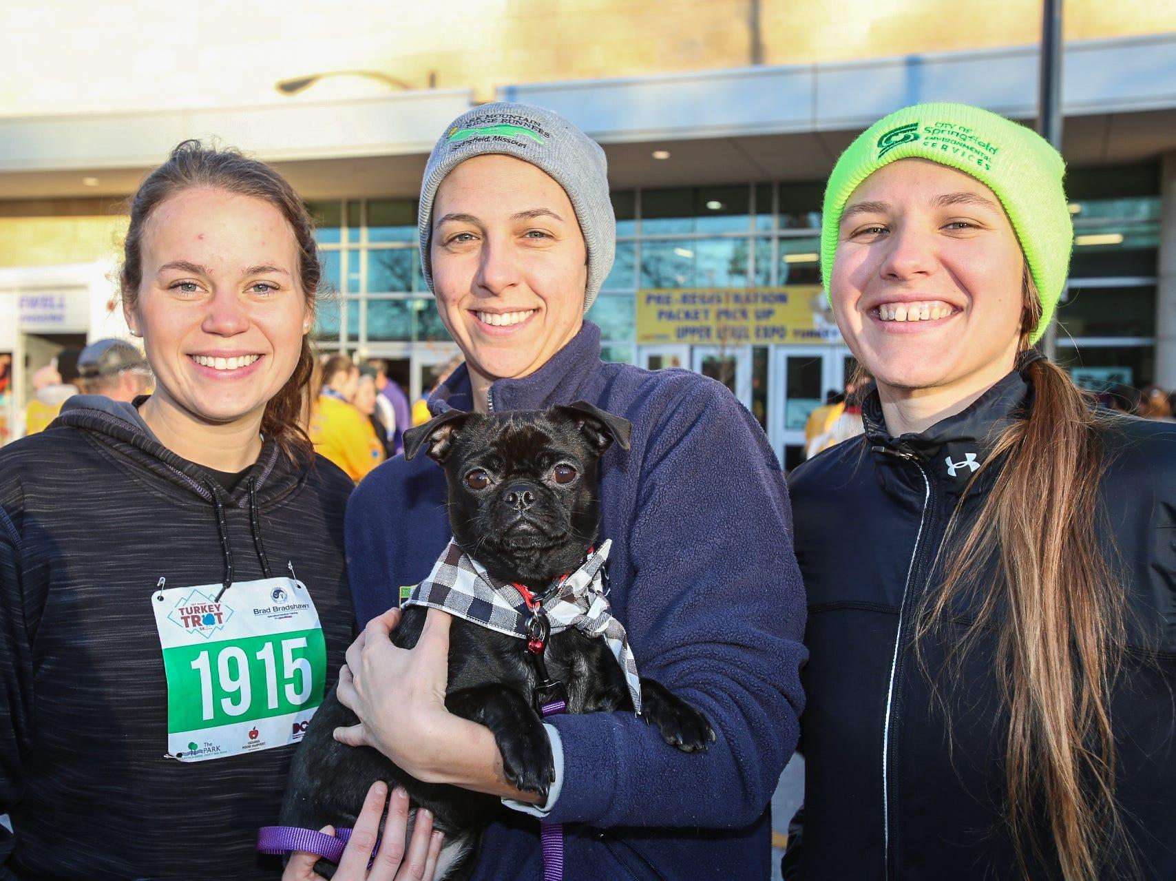 Allie Warmack, Chiara Citterio, Boom Boom, and Clarissa Hatley