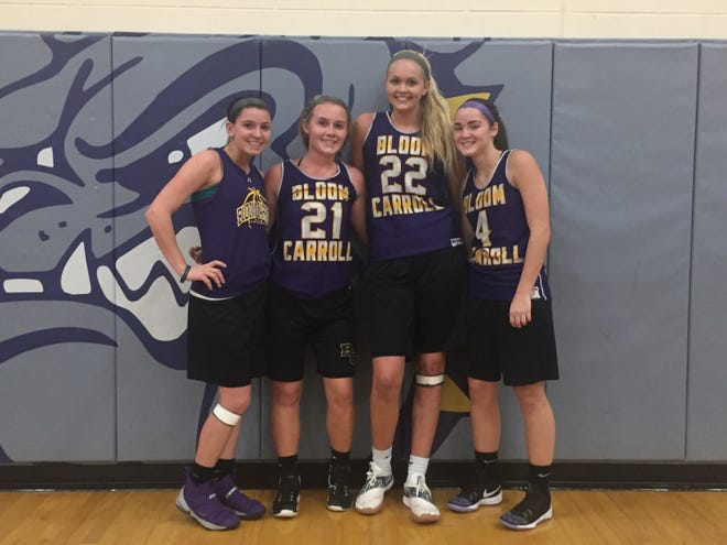 Bloom-Carroll won its first ever district championship last season and have high expectations this year with the return of four starters, Makenzee Mason, Maddy Wyant, Chloe Davis and Nikki Bradbury.