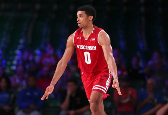 Ncaa Basketball Battle 4 Atlantis Oklahoma Vs Wisconsin