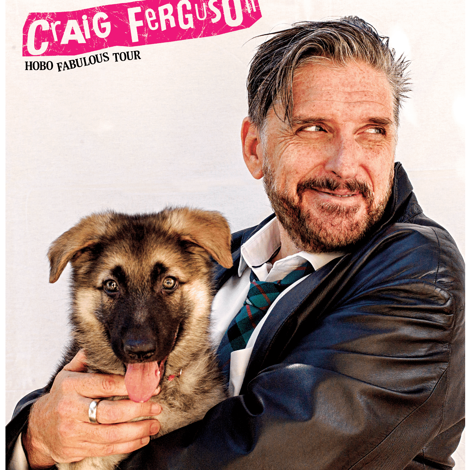 Craig Ferguson leaves politics at the door: Comedian coming to Morristown's Mayo PAC