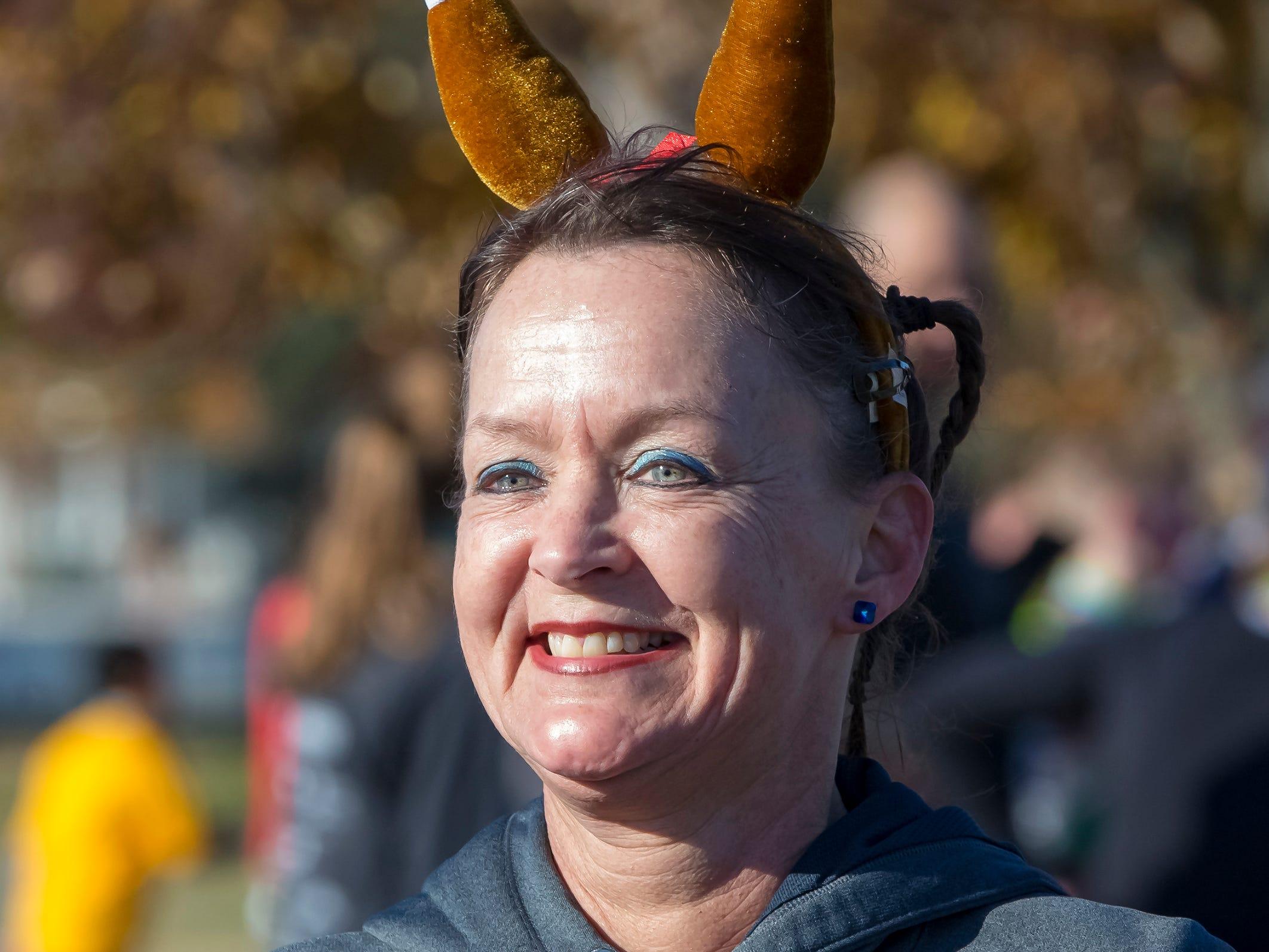 The 2018 Borodash, a 4-mile walk/run through historic Murfreesboro, was  held on Thanksgiving (Nov. 22).