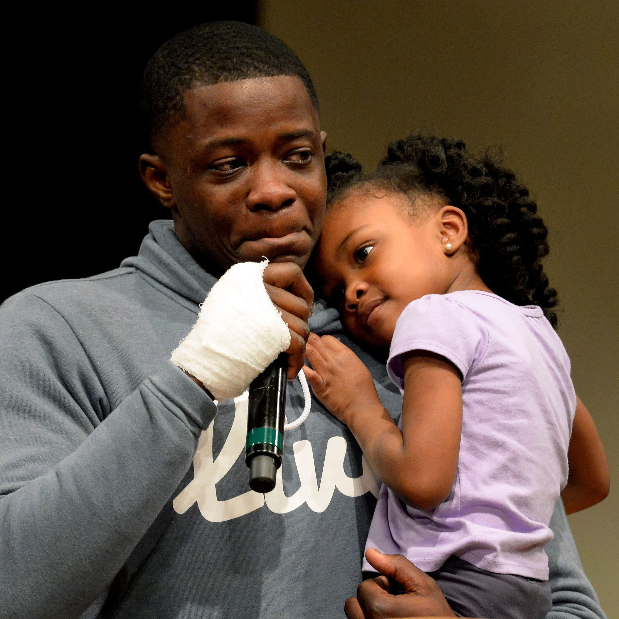 James Shaw Jr. honored as Tennessean People of the Year for his sacrifice