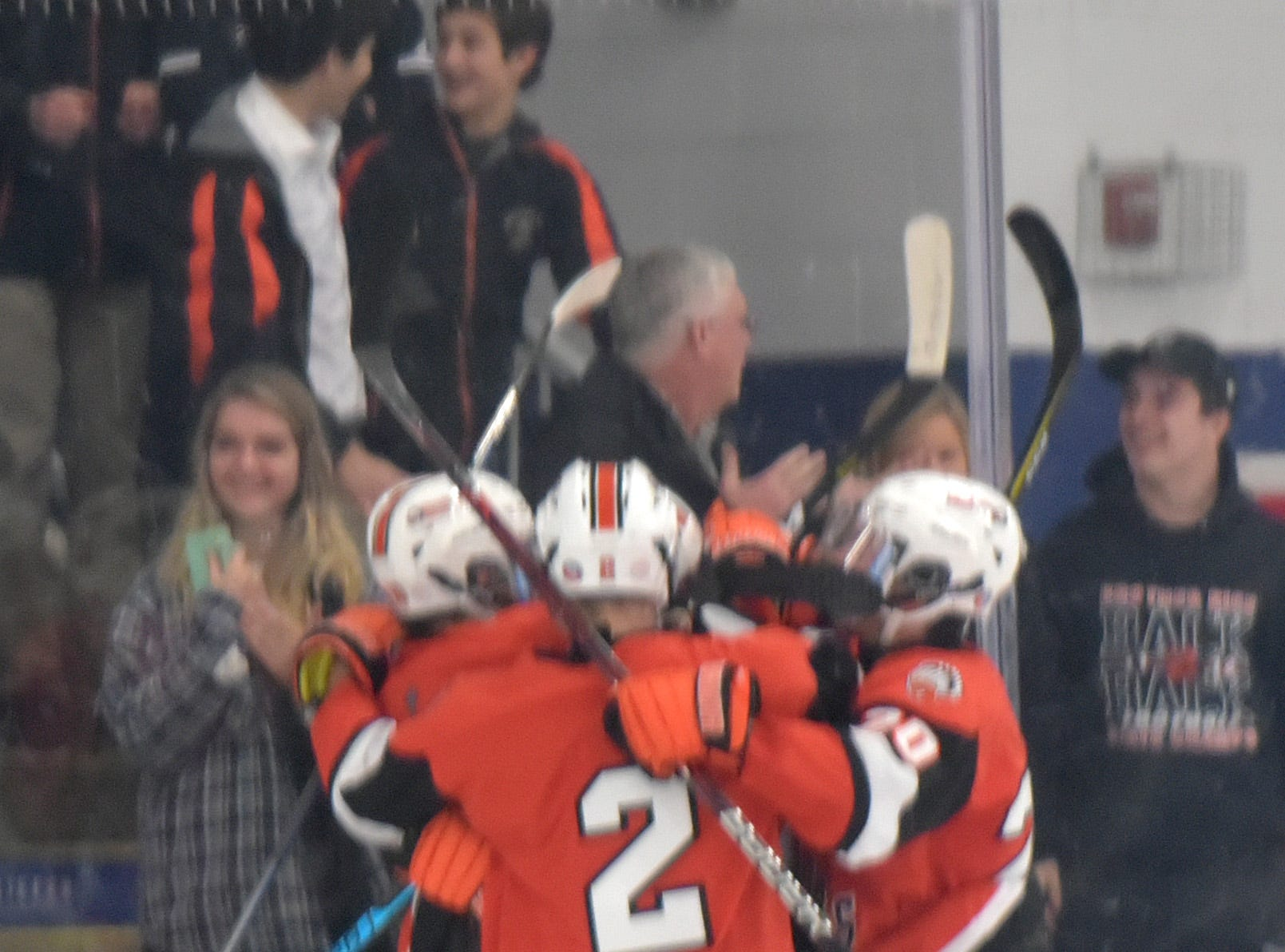 Brother Rice goal.