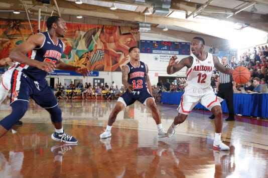 Ncaa Basketball Maui Invitational Auburn At Arizona