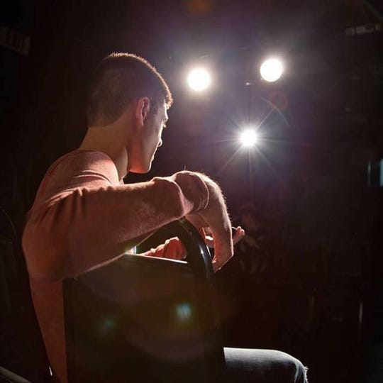 Kevin Broccoli will perform during the York College Director's Fest, Nov. 29-Dec. 1.