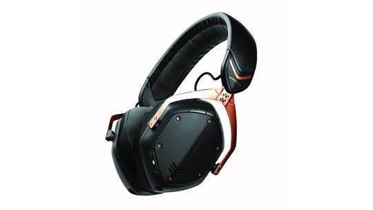 The V-Moda Crossfade Wireless 2 headphones.