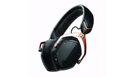 The V-Moda Crossfade Wireless 2 headphones.