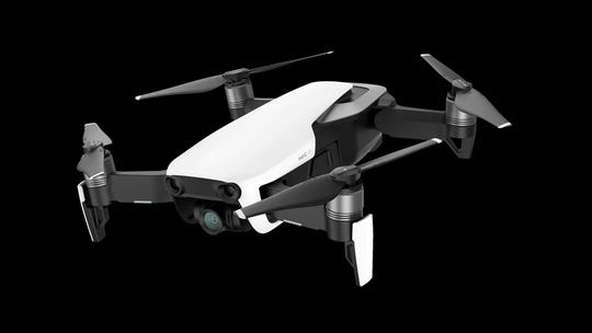 The DJI Mavic Air drone.