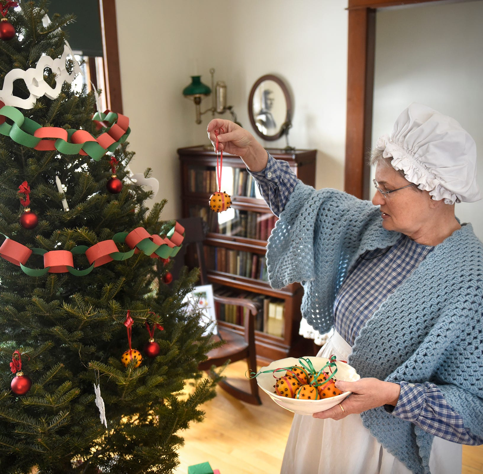 Travel back in time this holiday season during 'A WWI Christmas' at the Lindbergh House