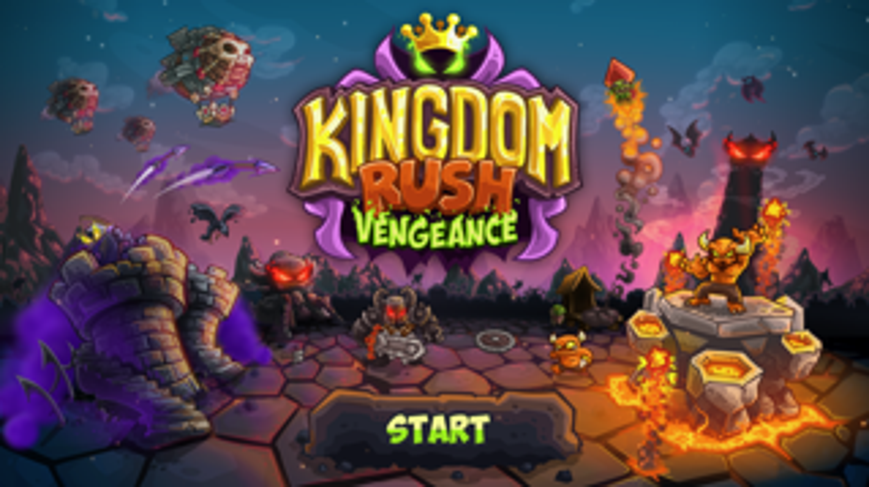 Kingdom Rush: Vengeance' shows bad guys have feelings, too on elder scrolls kingdom map, blackwater rush ice and fire map, rush tower map, dwarven kingdom map,