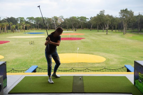"BigShots Golf in Vero Beach, like TopGolf in Orlando and other cities, offers a ""golf experience"" with tee boxes, a restaurant and bars. Martin County hopes to utilize the concept for the county-owned golf course."