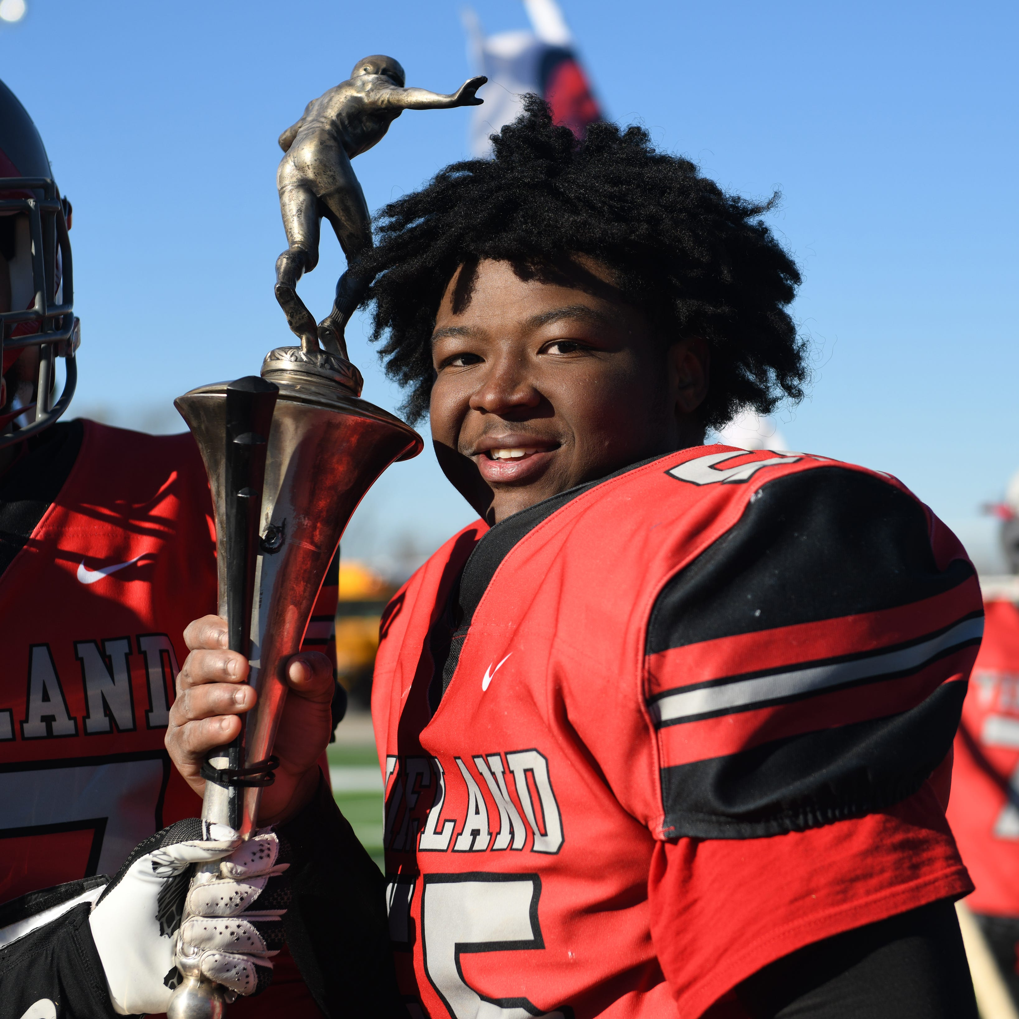 H.S. football: All-Daily Journal team for 2018