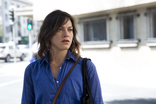 "Daniela Vega as Marina in a scene from ""A Fantastic Woman."" This film is among those included in the Jewish Federation of Cumberland, Gloucester & Salem Counties' International Film Festival at the Levoy Theatre."