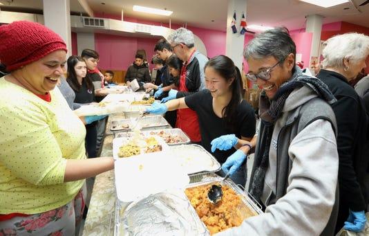 Thanksgiving At Quisqueya
