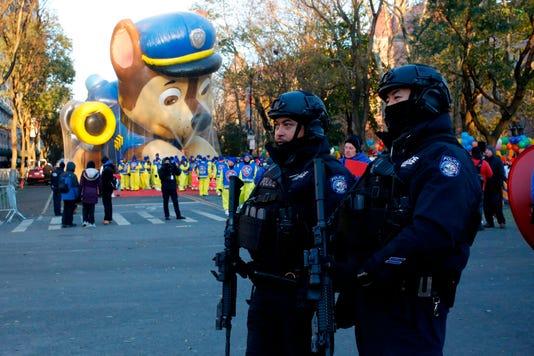 Ap Macys Thanksgiving Parade A Usa Ny