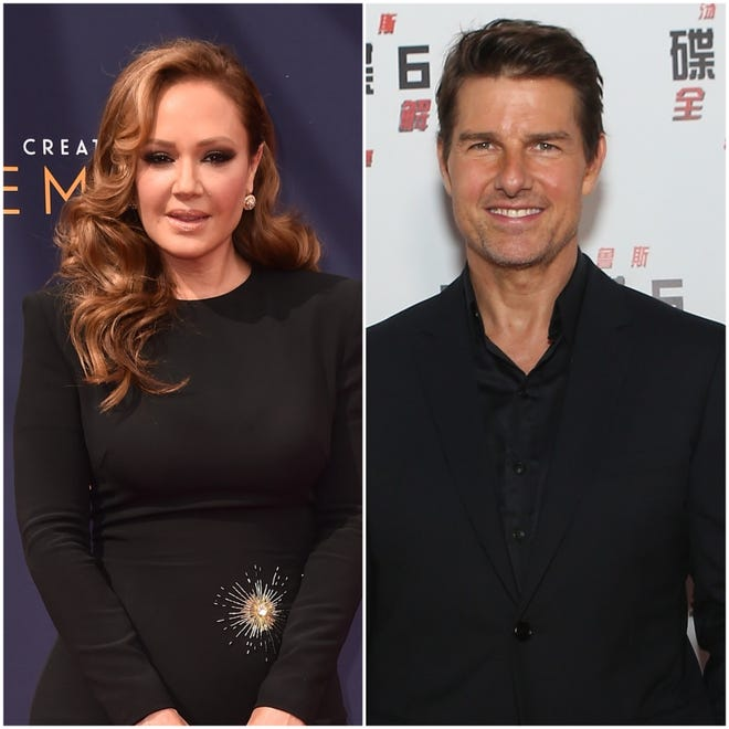 Leah Remini Claims Tom Cruise Has Been Part Of Abuse In Scientology