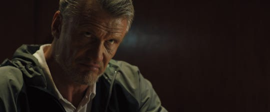 "Dolph Lundgren brings back the menace as Ivan Drago in ""Creed II."""