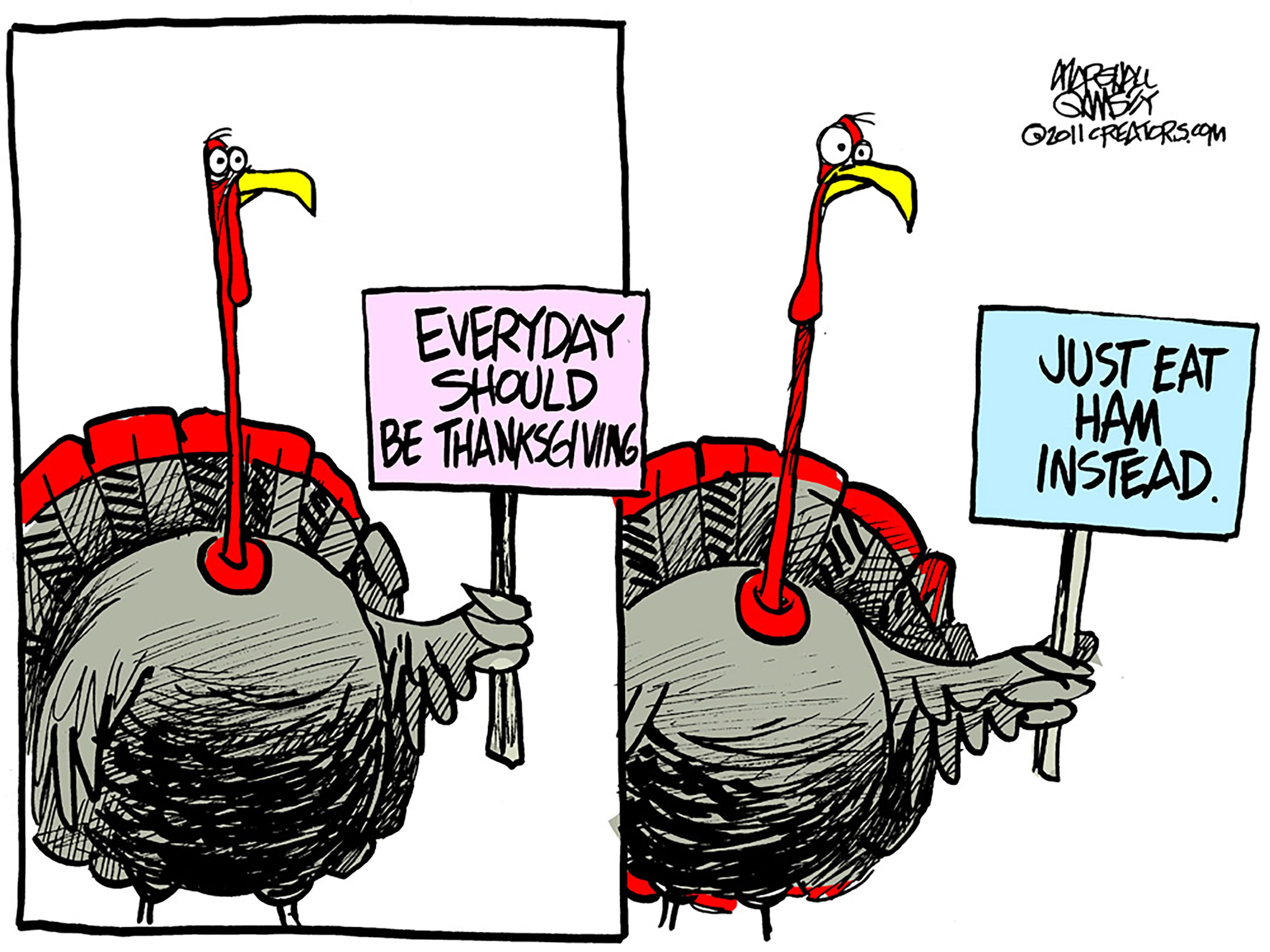 Originally published in 2011. The cartoonist's homepage, clarionledger.com/opinion