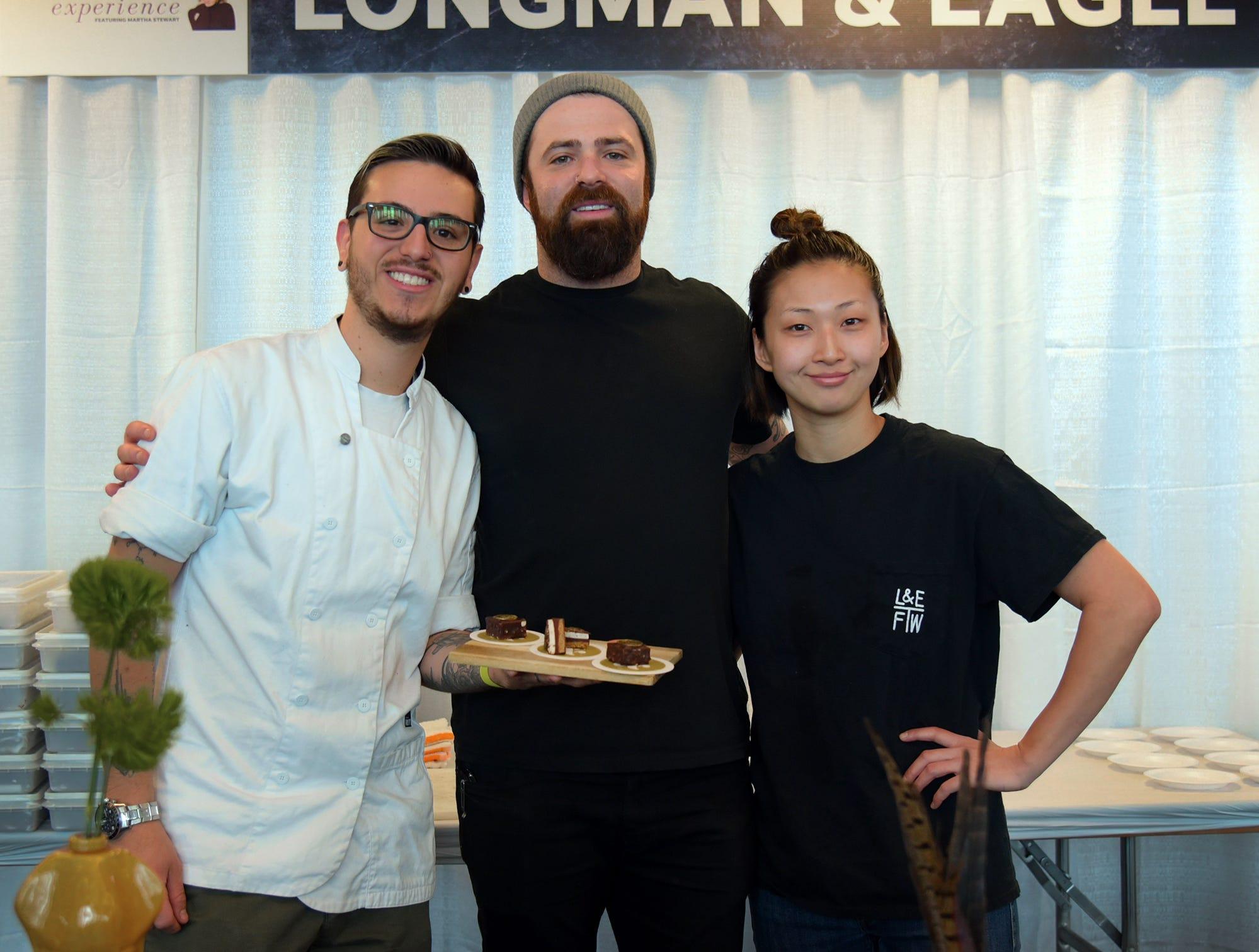 Participating restaurant Longman & Eagle.