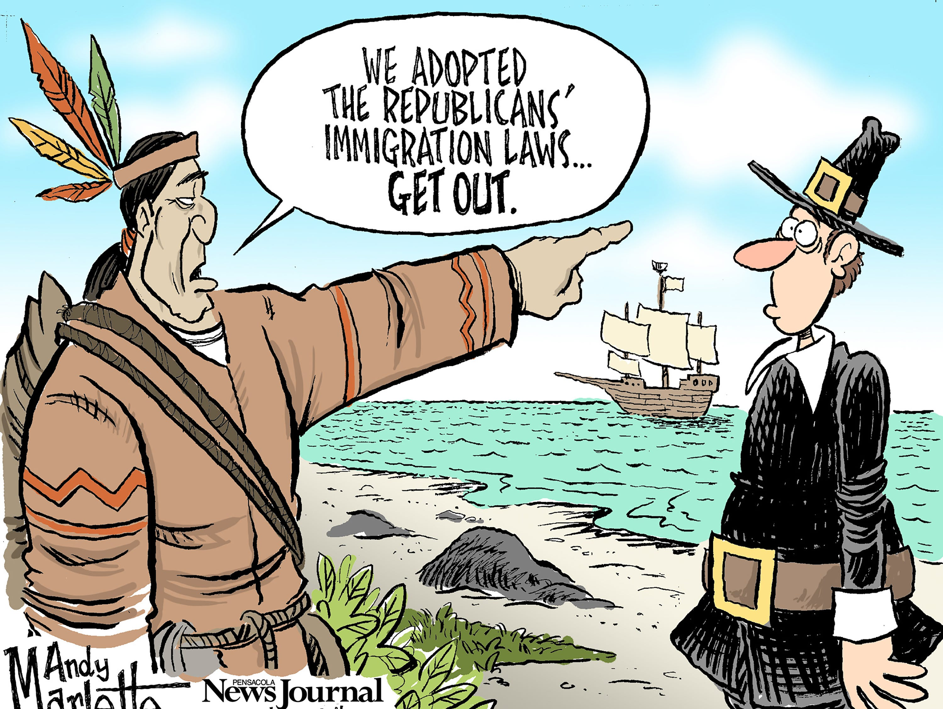 Originally published in 2011. The cartoonist's homepage, pnj.com/opinion