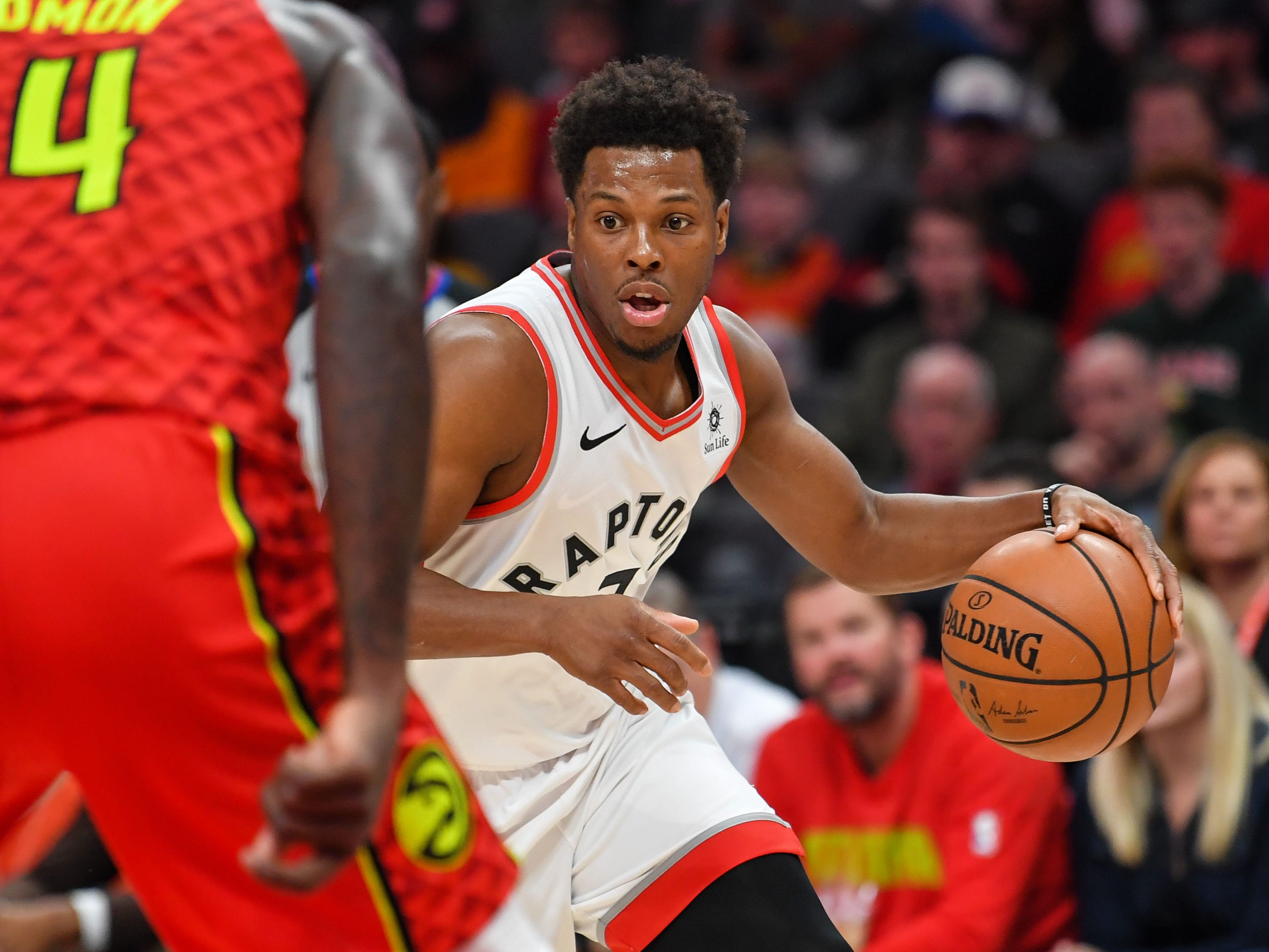 13. Kyle Lowry, Raptors (Nov. 21): 21 points, 17 assists, 12 rebounds in 124-108 win over Hawks.