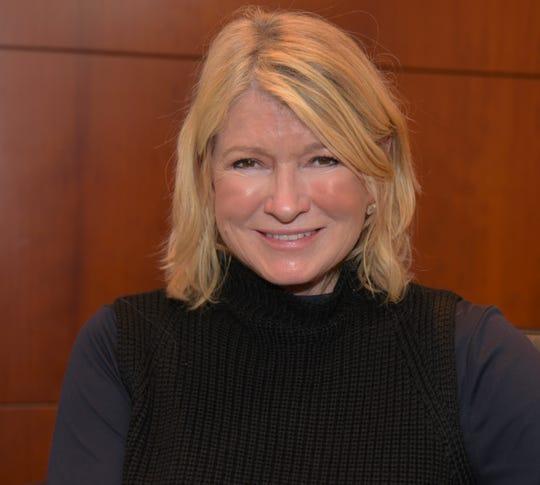 Celebrity Travel: Martha Stewart herself at Chicago's Wine & Food Skills.