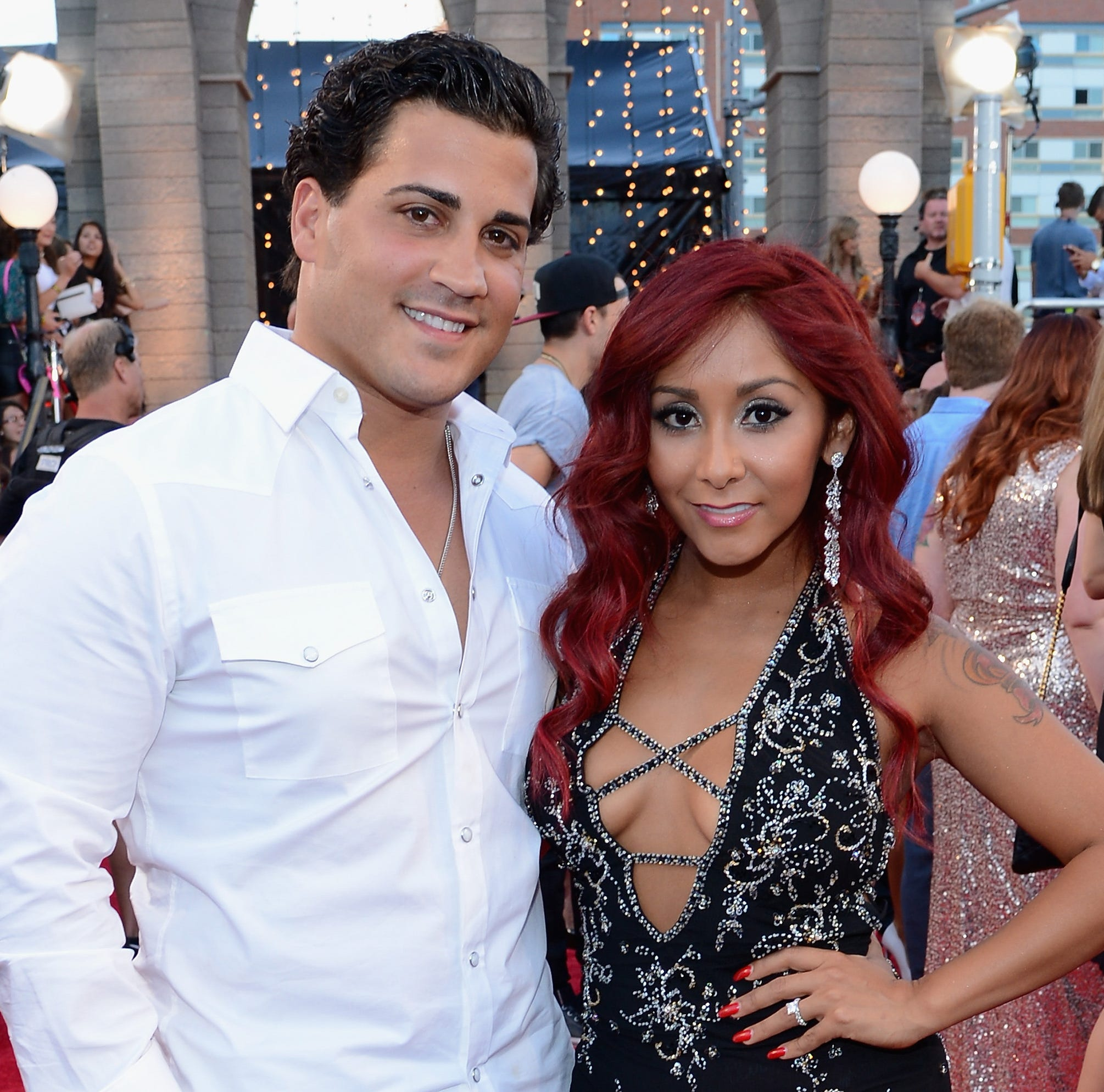 "Nicole ""Snooki"" Polizzi and Jionni LaValle are expecting their third child together."
