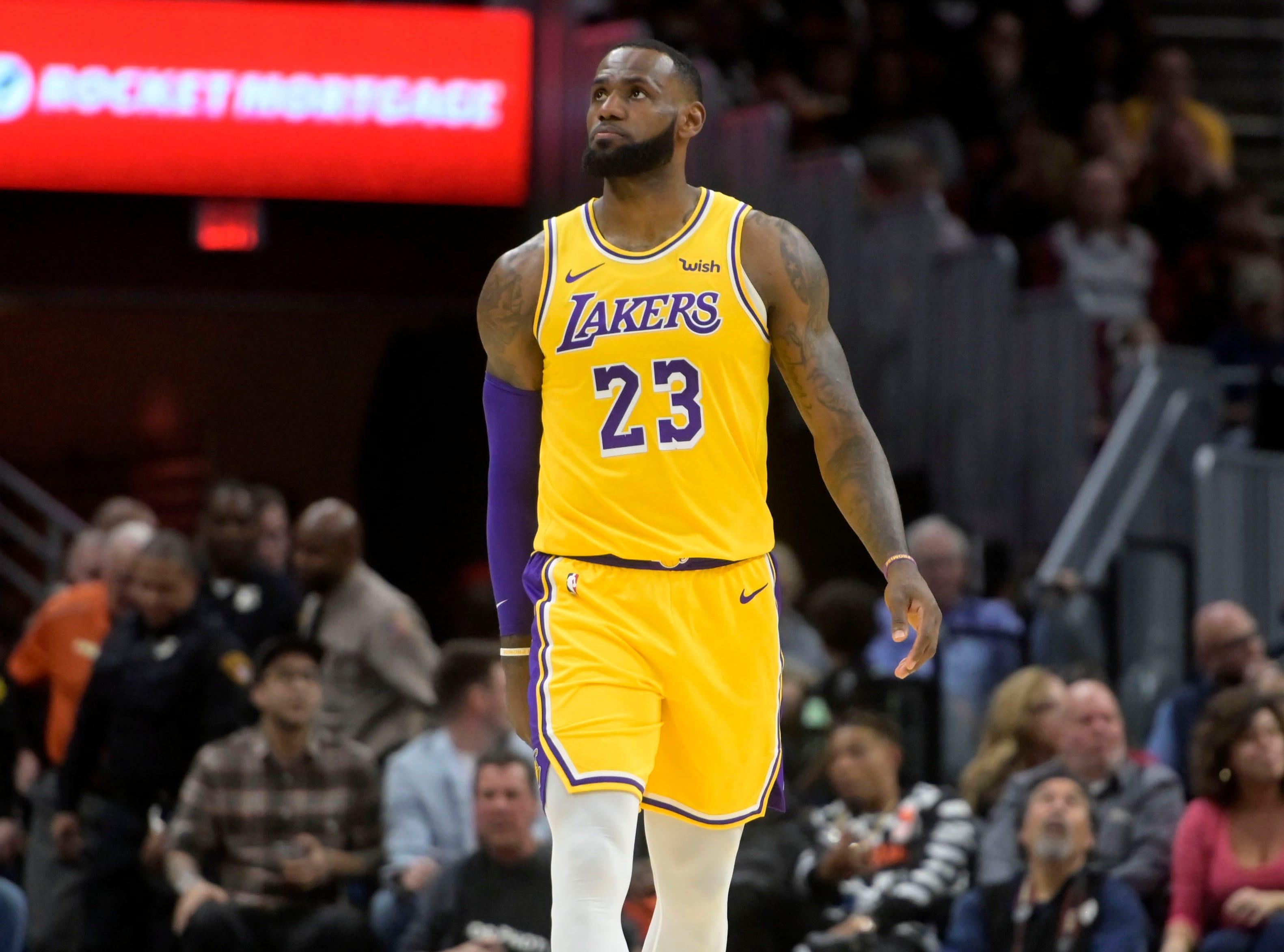 2018-11-21 LeBron James