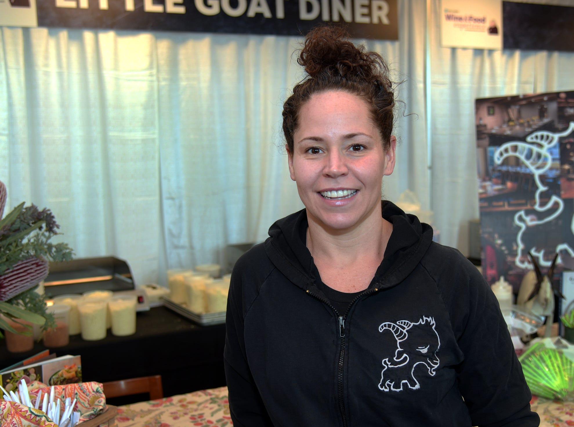 Stephanie Izard Chef, restaurateur, James Beard Award winner, Top Chef winner.