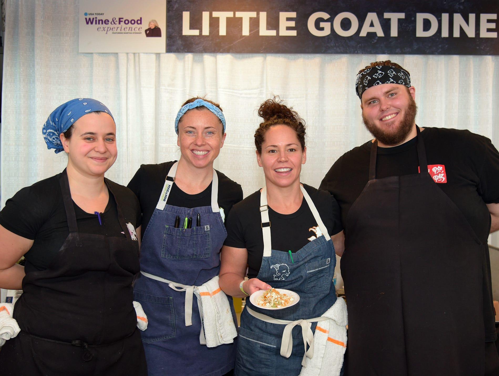 Stephanie Izard Chef, restaurateur, James Beard Award winner, Top Chef winner