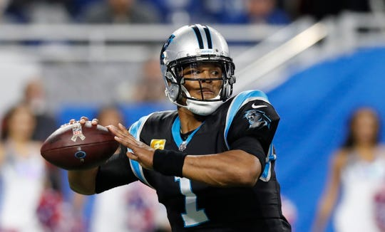 The Seahawks have found success against the Carolina Panthers and quarterback Cam Newton in recent seasons.