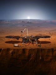 NASA's InSight mission, short for Interior Exploration using Seismic Investigations, Geodesy and Heat Transport, is designed to give the Red Planet its first thorough check up since it formed 4.5 billion years ago. The mission launched May 5 from California and is set to land on Mars on Monday, Nov. 26.