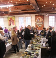 Empty Bowls will take place Saturday, Dec. 1 from noon to 3 p.m. at Perkins Center for the Arts in Collingswood.