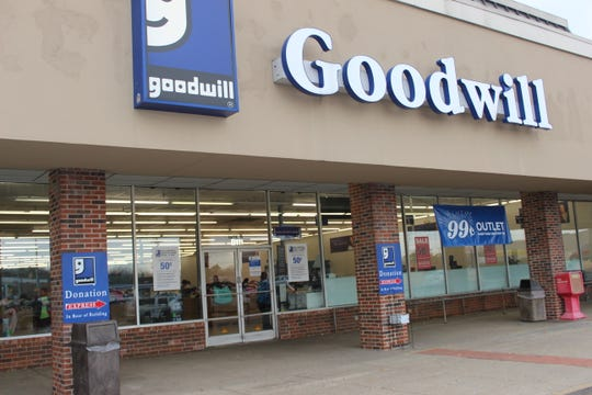 The Goodwill 99 Cent Outlet Store On Fort Campbell Boulevard Is Scheduled To Close Dec