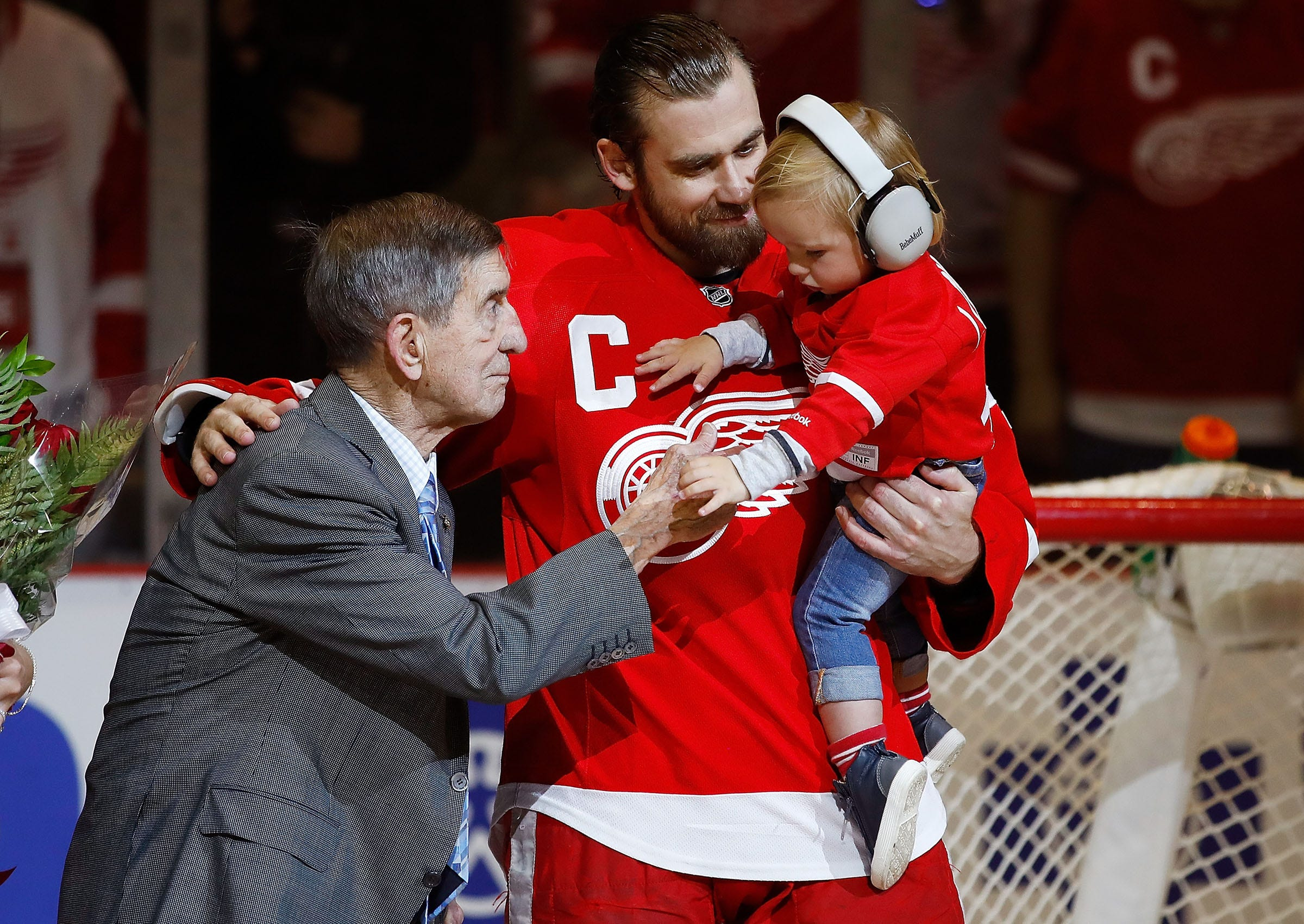 41d3c738bb4 Detroit Red Wings greats on what made Ted Lindsay memorable across decades