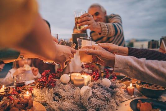 Thanksgiving Celebratory Toast