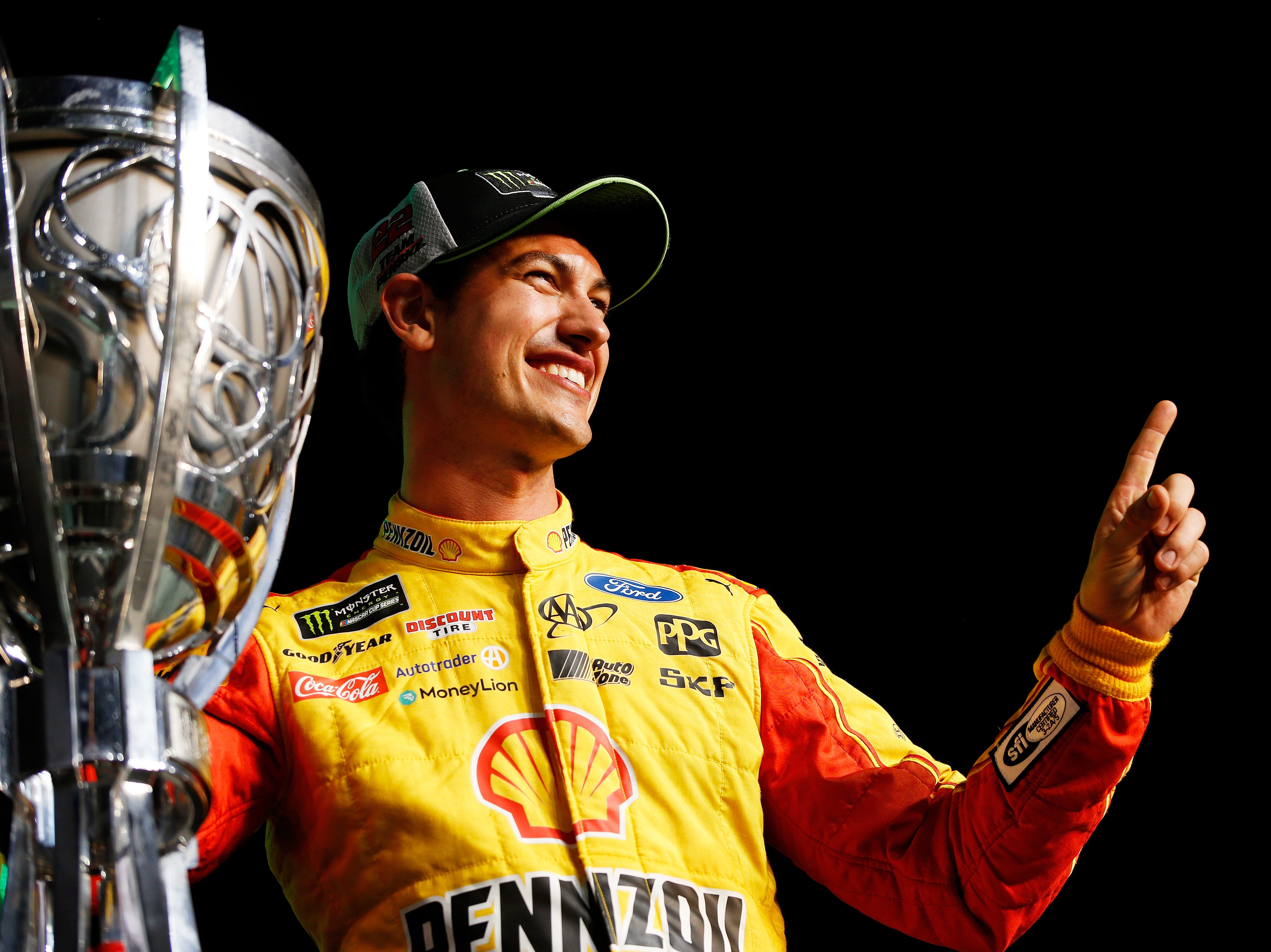 'He's the guy': Faith in Ford, Logano pays off for Penske