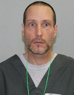 Christopher Oatman is being released to a residence on Shawano Avenue in Green Bay.