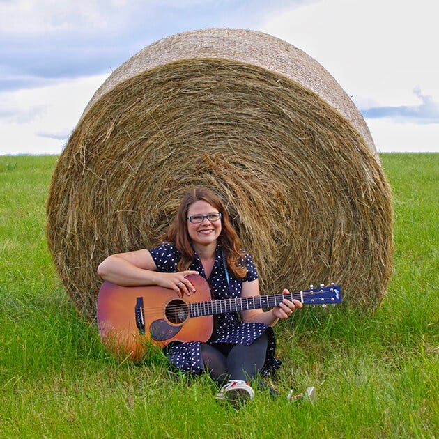 Katie Dahl will join with three other singer-songwriters - Jenny Bienemann, Jess Holland and Jeanne Kuhns - for a concert at Third Avenue Playhouse in Sturgeon Bay on Friday.