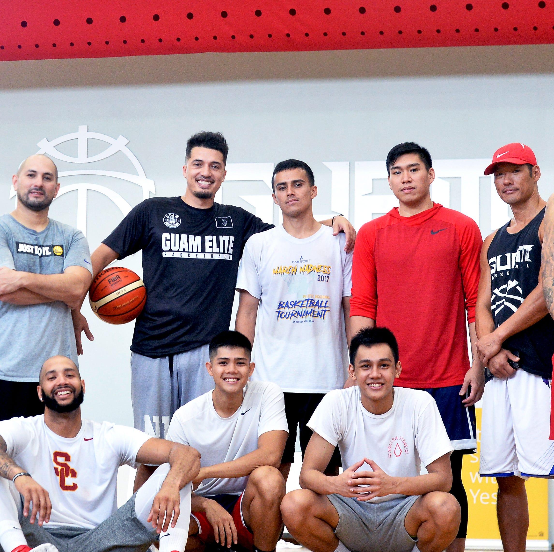 Team Guam faces historic FIBA challenge