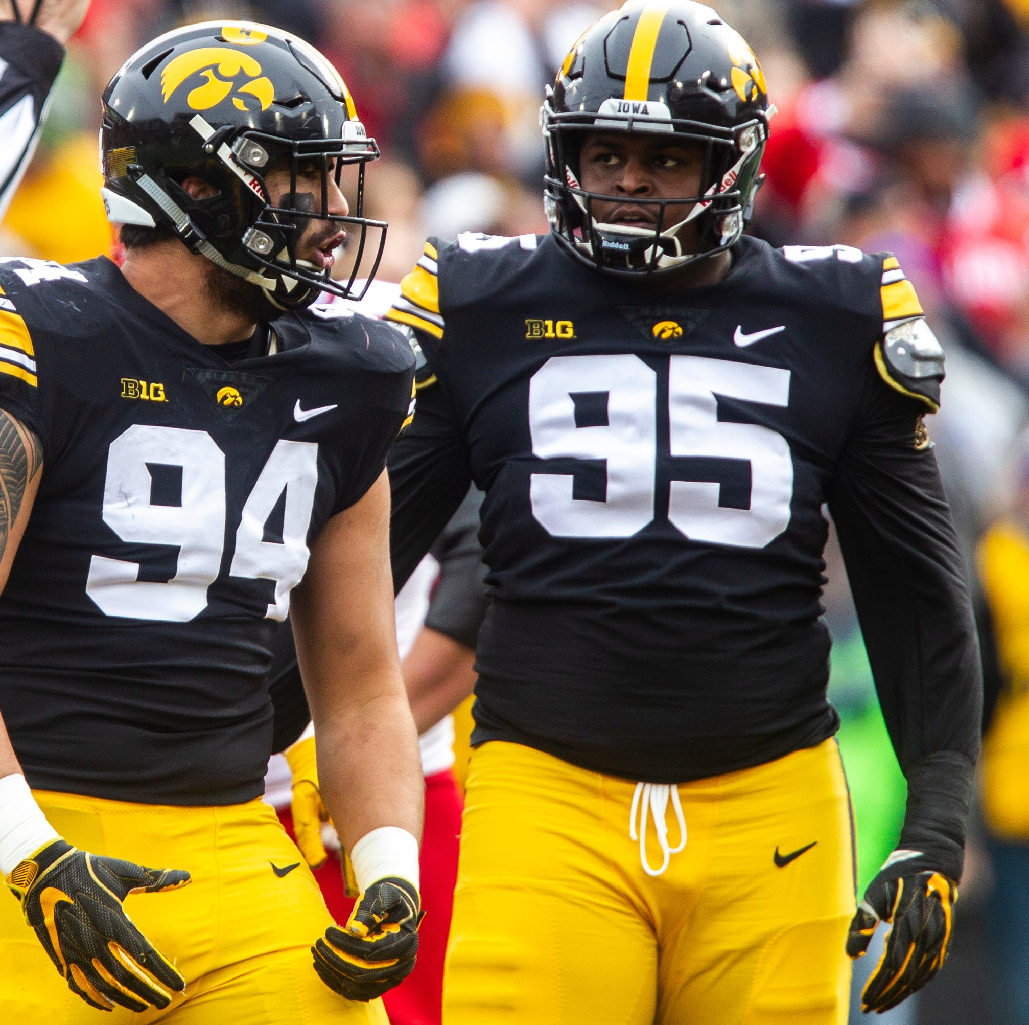 Leistikow: Iowa coaches, media have an eye on these 5 spring-football position battles