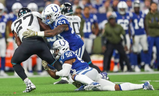 Indianapolis Colts Vs Jacksonville Jaguars Nfl Football Photos
