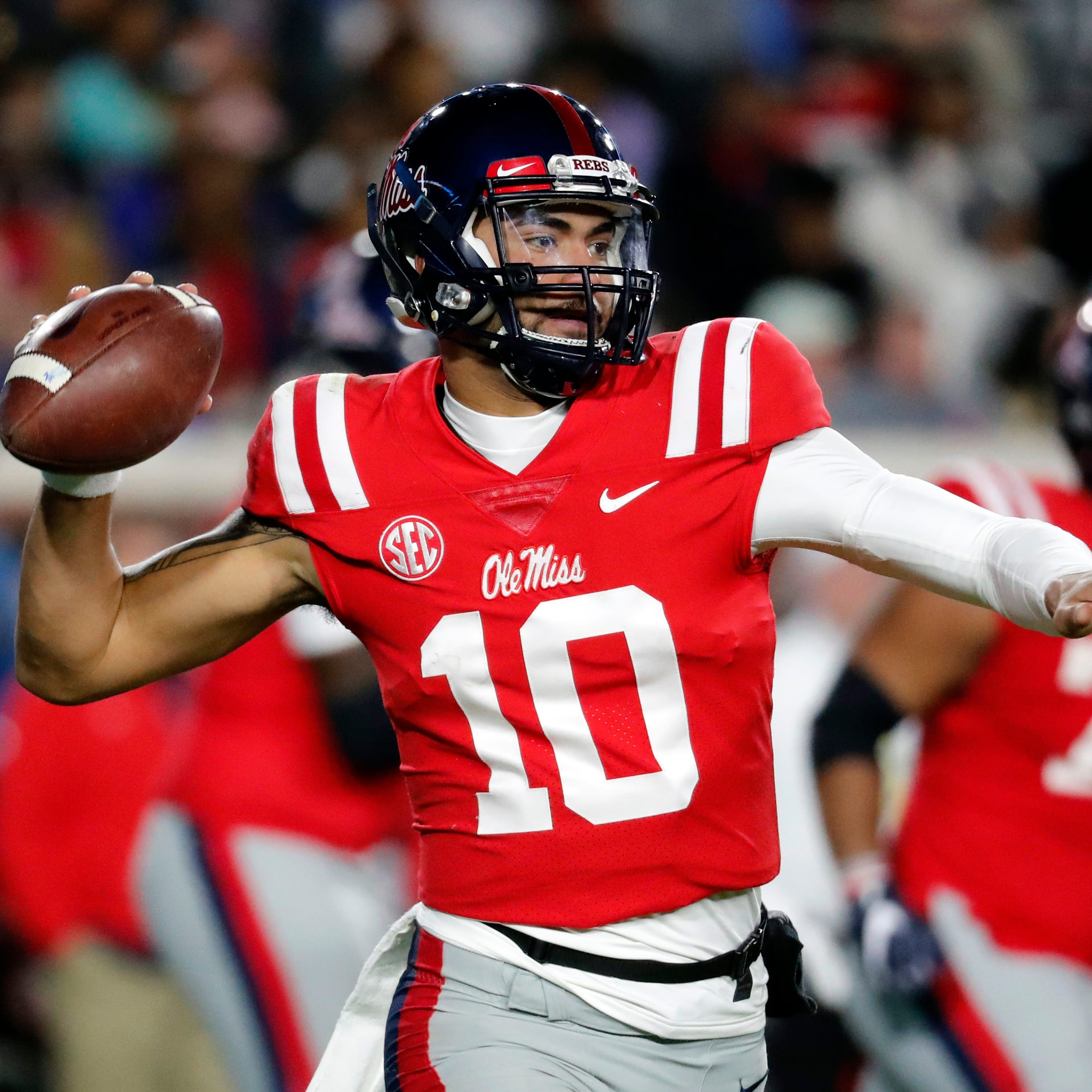 Ole Miss QB and NFL Draft prospect Jordan Ta'amu: 'I know I'm better than people say I am'